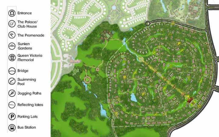 Master Plan Mountain View